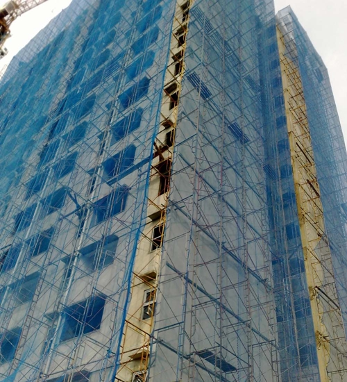 jaring kasa polynet safety proyek